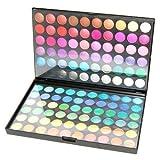 Accessotech 120 Farben Eyeshadow Lidschatten-Palette Makeup Kit Set Make Up