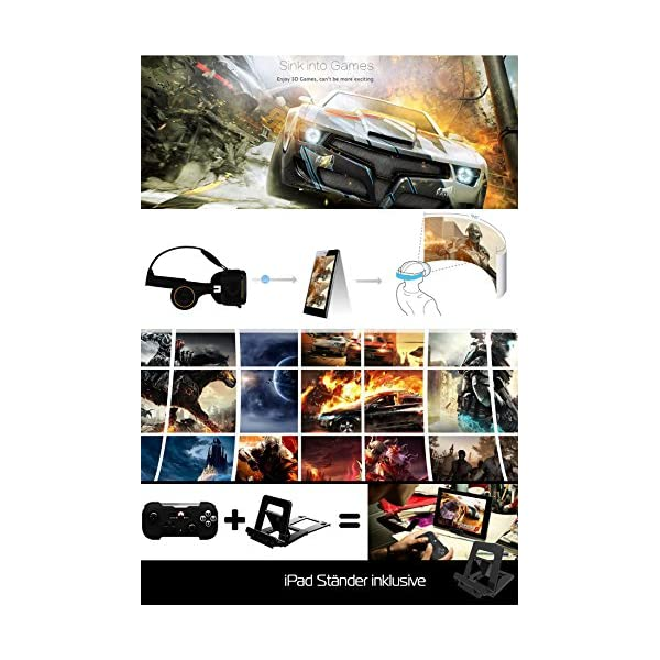 VR-Shark-Virtual-Reality-VR-Headsets-Bluetooth-Gamepads-Controller-VR-Bundle-Gear