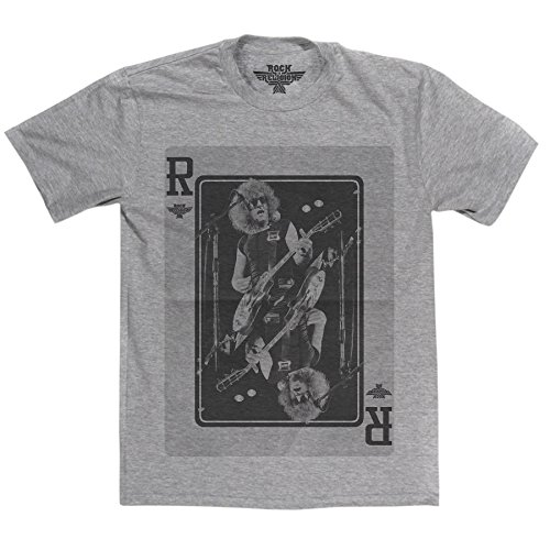 Rock Is Religion Ian Hunter Rock Metal Indie Graphic T-Shirt