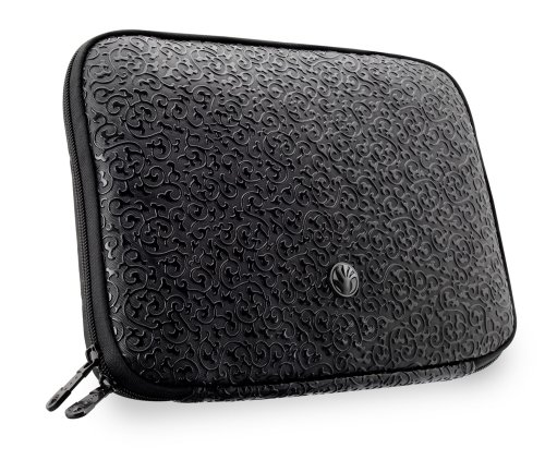 slappa-sl-nsv-122-10-inch-lady-damask-netbook-sleeve-black-black-by-slappa
