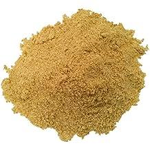 Food to Live Linaza dorada (Molturadas en frio, Semillas de lino crudas en polvo, Harina, no OMG 22.7 Kg