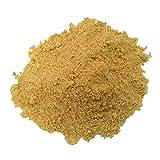 Bio Boden Goldene Leinsamen durch Food to Live (Kaltgewalzte, Roh Leinsamen Pulver/Essen/Mehl, Nicht Gvo, Koscher, Bulk) - 50 Pfund