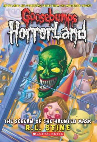 d Mask (Goosebumps Horrorland #4) ()
