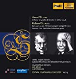 Pfitzner - Symphony; Strauss - Tone poem...