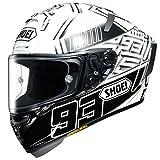 SHOEI X-Spirit 3 Marquez TC6 Motorradhelm