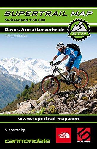 Davos / Arosa / Lenzerheide 2013 por Outdoor media shop