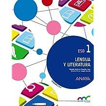 Lengua y Literatura 1. (Aprender es crecer en conexión) - 9788467850703