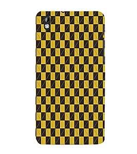 Checks Cheks Chess 3D Hard Polycarbonate Designer Back Case Cover for HTC Desire 816::HTC Desire 816 G::HTC Desire 816D::HTC Desire 816G (Octa Core)