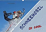 Schneemobil - so cool (Wandkalender 2019 DIN A3 quer): Schneemobil fahren - unbeschreibliches Fahrgefühl mit viel Suchtpotenzial. (Monatskalender, 14 Seiten ) (CALVENDO Sport)