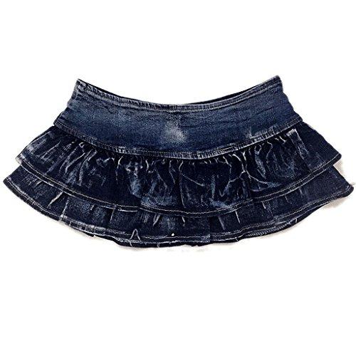 RXL-shorts DS Kostüm Lead Dance Kostüm kurzer Rock Nachtclub Sängerin Rock Minirock (größe : M) (Rock Sängerin Kostüme)