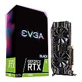 EVGA GeForce RTX 2080 Carte Graphique GDDR6 de 8 Go avec traçage de Rayons, 2944 Coeurs, GPU 1515...