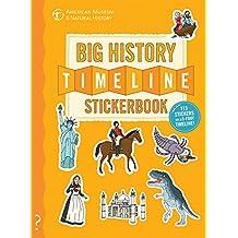 BIG HIST TIMELINE STICKERBOOK