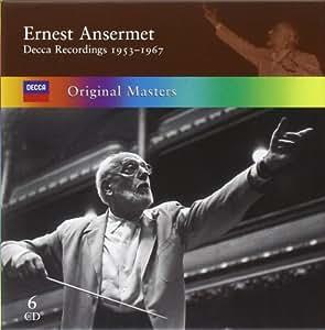 Ernest Ansermet: Decca Recordings 1953-1967