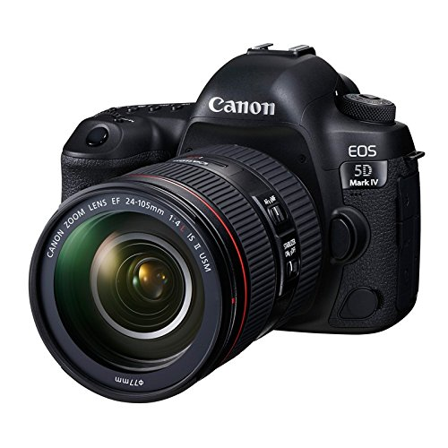 Canon EOS 5D Mark IV + 24-105 L is II USM