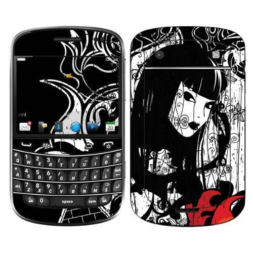 Diabloskinz H0081-0004-0014 Girl Schutzhülle für Apple iPhone 5/5S