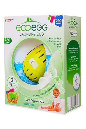 Ecoegg Wäsche-Ei für 720 Waschgänge, geruchsfrei - 3