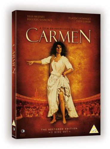 Carmen: The Restored Edition (2 discs) [UK Import]