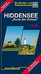 Nordland Karten, Hiddensee (Deutsche Ostseeküste)