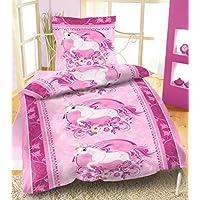 licorne linge de lit et oreillers literie. Black Bedroom Furniture Sets. Home Design Ideas
