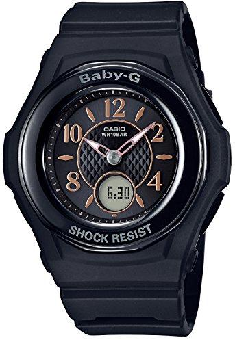 Casio Baby G Radio Solar BGA A Wrist Watch 1050B 1BJF Women.