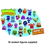 Moshi Monsters Series 3 Moshling Collectable Figures Value Set of 10
