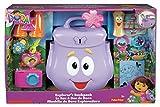 Dora la Exploradora - Mochila del personaje con accesorios (Mattel Y5723)