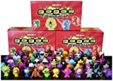 New GoGos Crazy Bones Go-Go\'s 15 Assorted + 15 Stickers [Toy]
