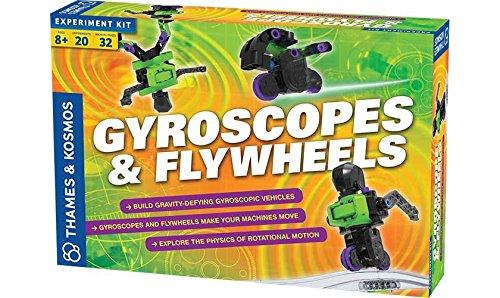Themse und Kosmos 1.689.369,2cm Gyroskope und Schwungrad