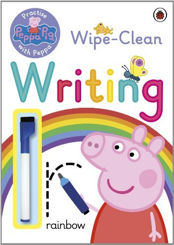By Author Peppa Pig: Practise with Peppa: Wipe-Clean Writing