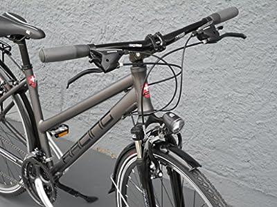 "28"" Zoll Alu Fahrrad Trekking Damen Rad Shimano Deore 24 Gang Nabendynamo"