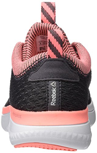 Reebok Astroride Run Fire, Scarpe Running Donna Grigio (Ash Grey/sour Melon/coal/white/steel/pewter)