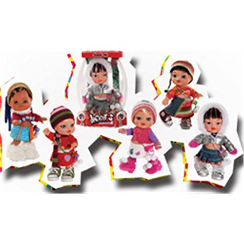 Famosa–Mueca-Surtido-jagget-S-Snow-Party