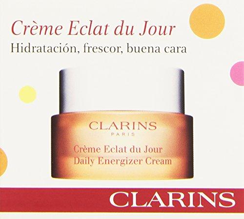 Clarins – Crema Eclat du Jour – Hidratación, frescor, buena cara – 30 ml