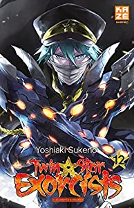 Twin star exorcists Edition simple Tome 12