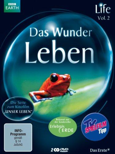 """Life – Das Wunder Leben. Vol. 2. Die Serie zum Film """"Unser Leben"""" (2 DVDs)"""