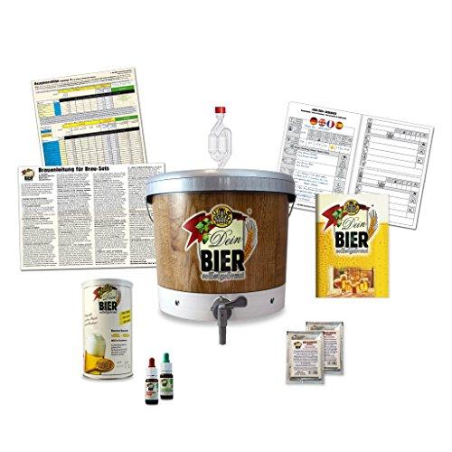 gaerbehaelter bier Bierbrauset Dein BIER selbstgebraut - Basis