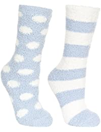 Trespass Women's Snuggie Socks (2 Pair)