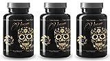3 X VENOM TESTO BOOSTER á 120 Kapseln (360 KAPSELN) Steigerung der körpereigenen Hormone Testosteron Kraft Ausdauer Fettverbrennung Muskelwachstum JETZT 37 € sparen