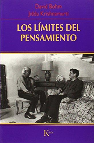 Los límites del pensamiento (Sabiduría Perenne) por Jiddu Krishnamurti