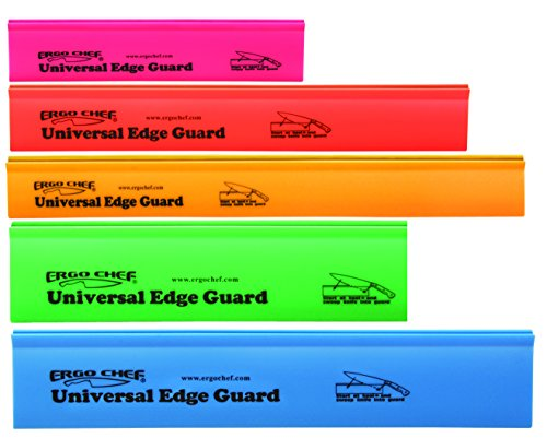 Ergo Chef ER83 Universal-Kantenschutz-Set, mehrfarbig - Messer Chef Set Global