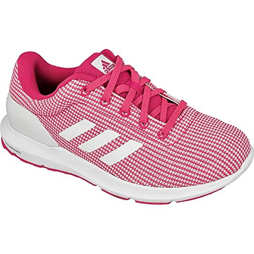 adidas Damen Laufschuhe Womens Sneakers Cosmic Sport Shoes Cloudfoam Ladies Shoes Running Pink New AQ2176 (38)