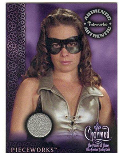Charmed Die Macht der Drei Kostüm Karte PW3Piper (Silber Variante) Trading Card