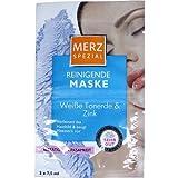MERZ Spezial reinigend.Maske wei.Tonerde+Zink 15 ml Gesichtsmaske