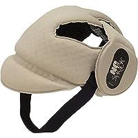 OkBaby - Casco protettivo da bimbi, colore beige, taglia 44/52 (8/20 mesi)