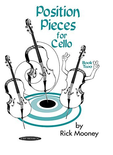 Position Pieces for Cello: Book 2 by Mooney, Rick (January 2, 2004) Paperback