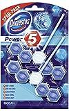 Domestos Power 5 Duopack Ocean Blister Packung, 7er Pack (7 x 110 ml)