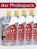 Image of FIT RABBIT ® Bio Sport Drink 80ml - 4 er Probepack