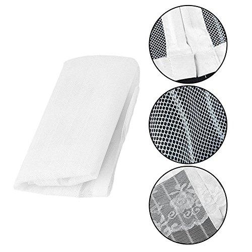 Sommer-Mücken Vorhang Polyester-Vorhang Magnetische Tür-Selbst-Abdichtung Komplett Verhindert Mücken Spinnen Motte Bis Zu 120 * 210