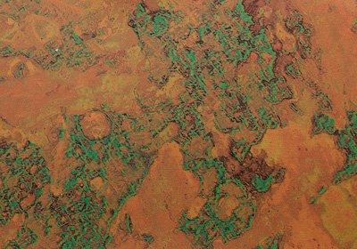 Wachsplatten / Verzierwachs 'Marmor Antik - Terrakotta' (1 Stück / 175 x 80 x 0,5 mm) TOP QUALITÄT