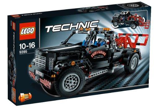 Imagen principal de LEGO Ttechnic - Pick-up remolcador (9395)